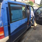 Contact blocat Mercedes Vito -01