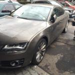 Deblocare usa Audi A7 2011 - 01